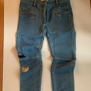 3.1 PHILLIP LIM Skinny  Cargo Jeans  Size 6